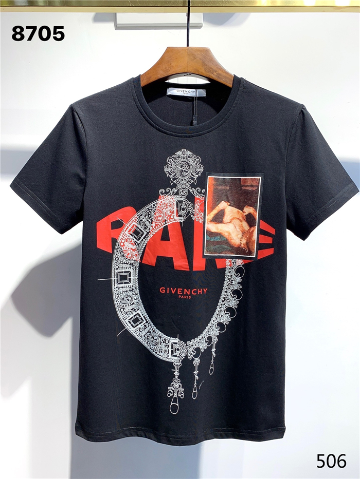 GIVENCHY Men's T-shirts 300