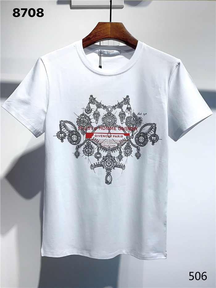 GIVENCHY Men's T-shirts 305