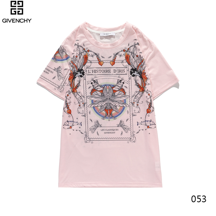 GIVENCHY Men's T-shirts 318