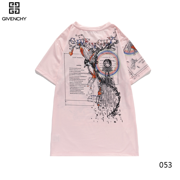 GIVENCHY Men's T-shirts 319