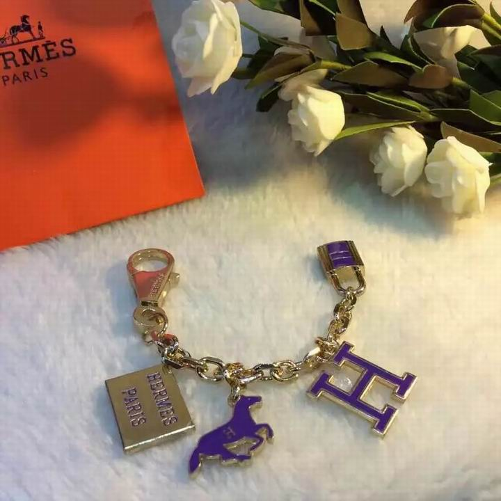 Hermes Keychains 33