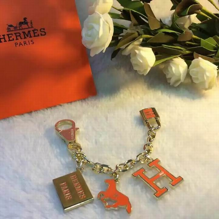 Hermes Keychains 36