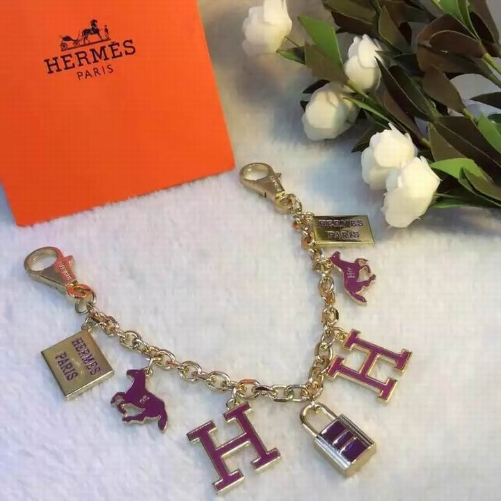 Hermes Keychains 40