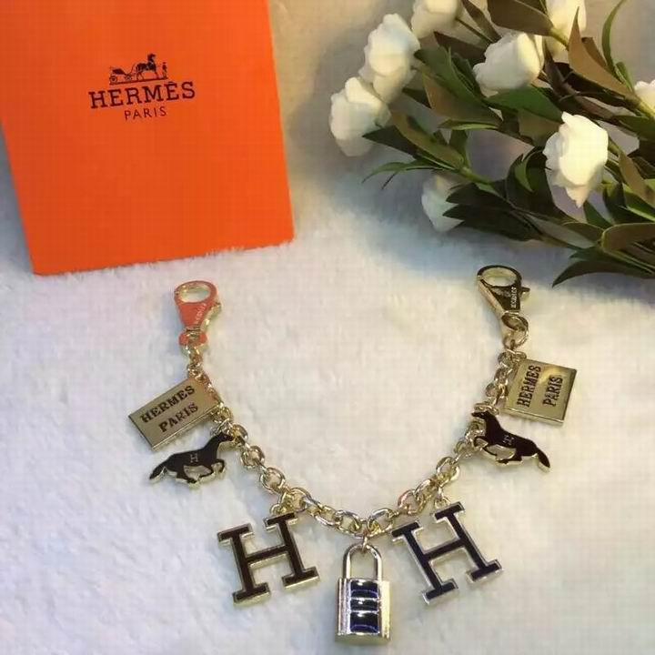 Hermes Keychains 42