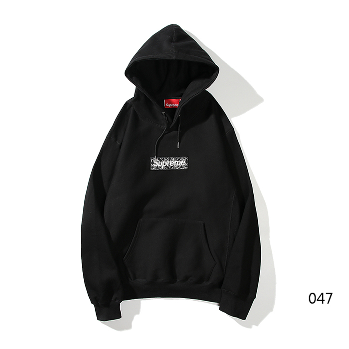 Supreme Men's Hoodies 34