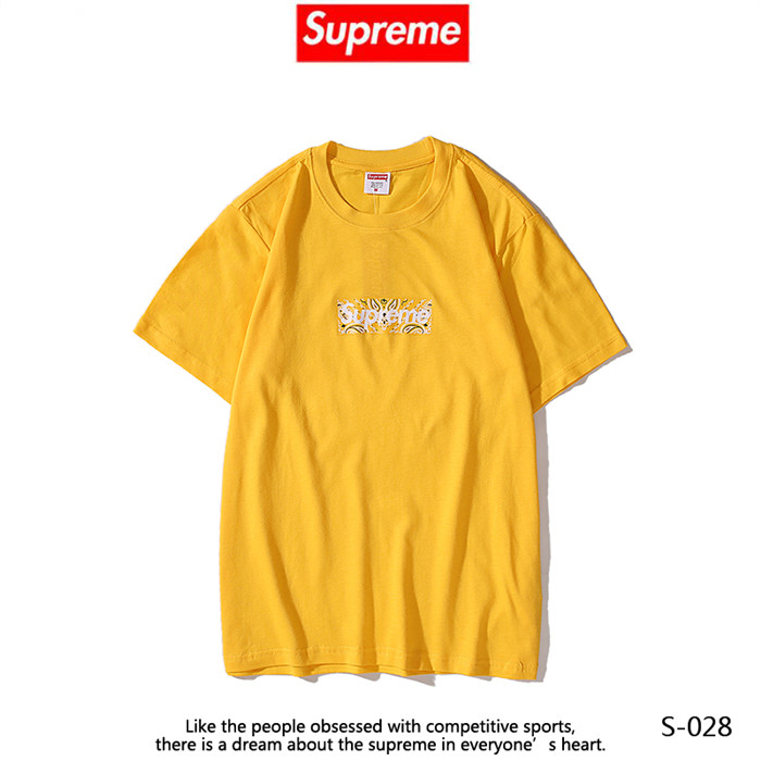 Supreme Men's T-shirts 28