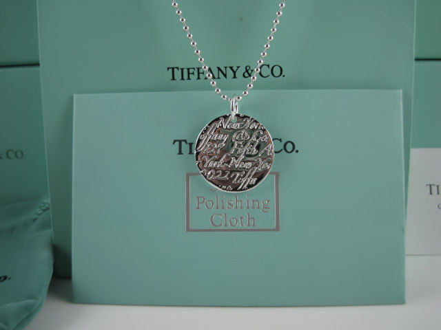 Tiffany&Co Necklaces 124