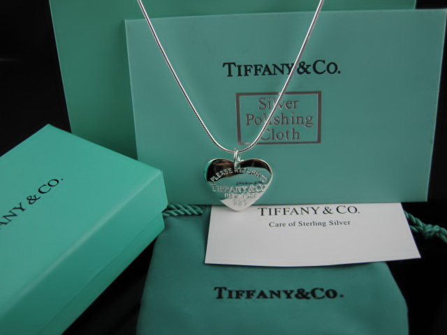 Tiffany&Co Necklaces 135