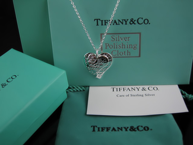Tiffany&Co Necklaces 137
