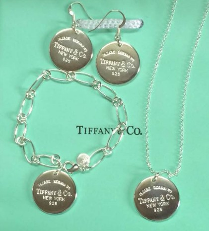 Tiffany&Co Sets 50