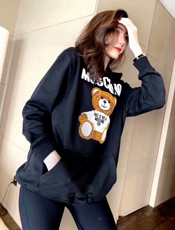 Moschino Women's Hoodies 4