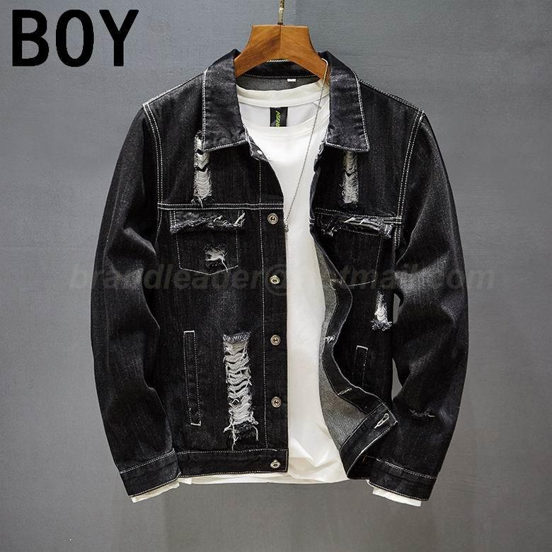 Boy London Men's Outwear 3