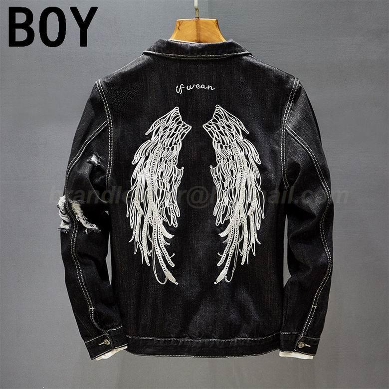 Boy London Men's Outwear 4