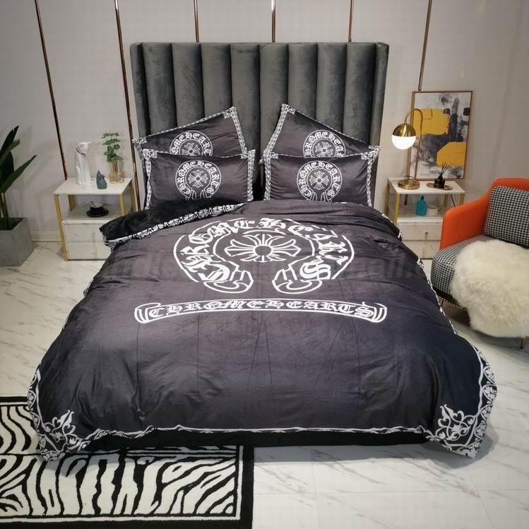 Chrome Hearts Bedding Set 1
