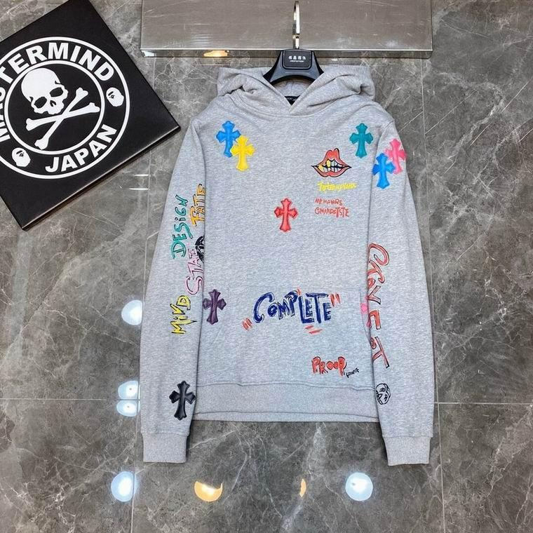 Chrome Hearts Men's Hoodies 45