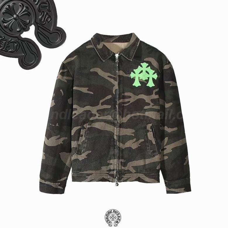 Chrome Hearts Men's Outwear 1