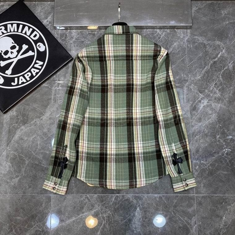 Chrome Hearts Men's Shirts 3