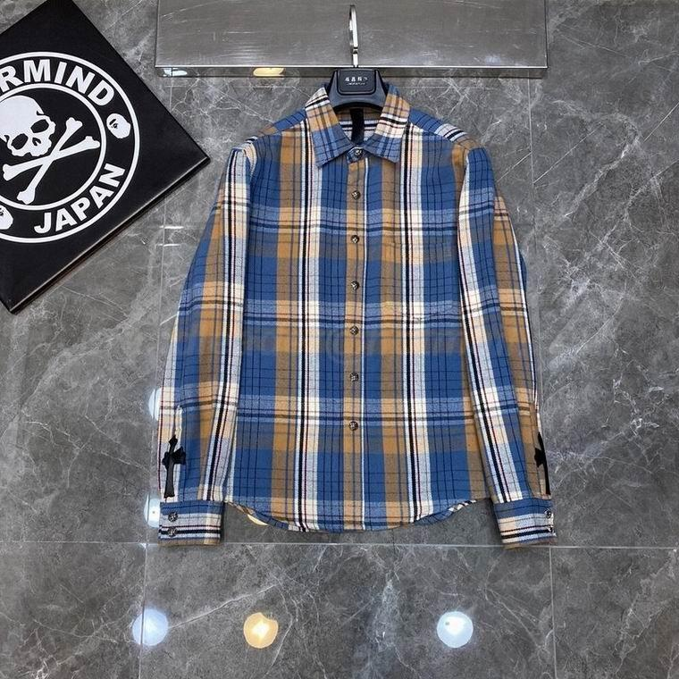 Chrome Hearts Men's Shirts 4