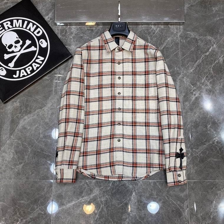 Chrome Hearts Men's Shirts 7
