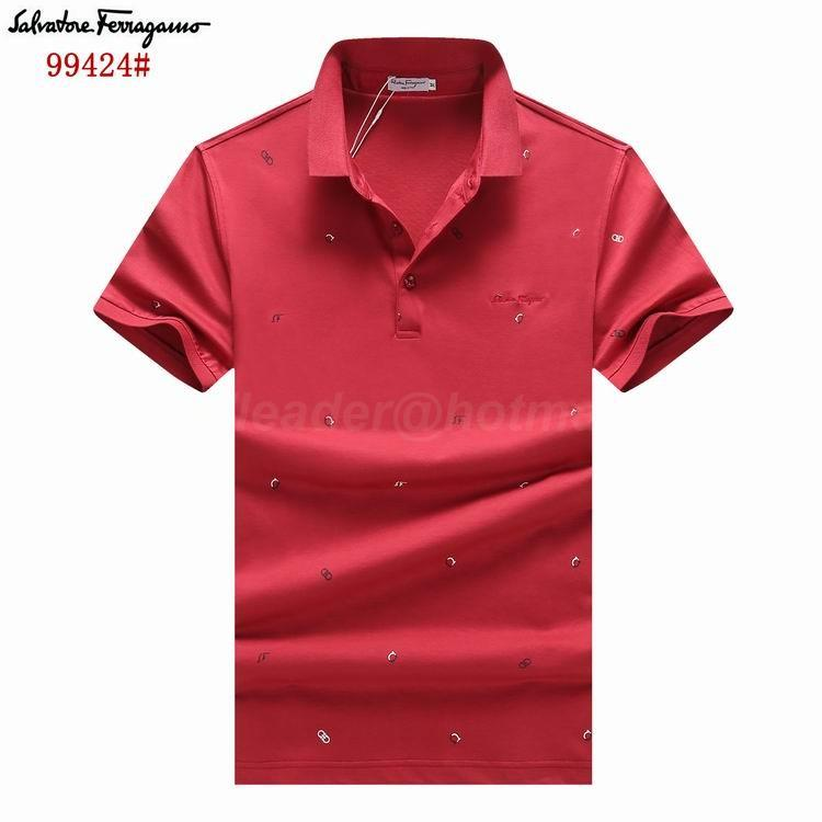 Salvatore Ferragamo Men's Polo 4