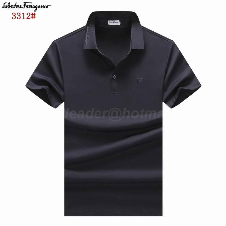 Salvatore Ferragamo Men's Polo 6