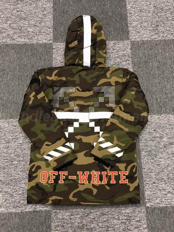OFF WHITE Men's Outwear 6