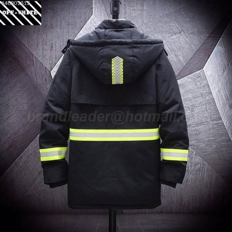 OFF WHITE Men's Outwear 8