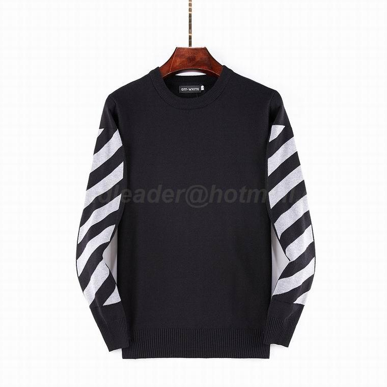 OFF WHITE Men's Sweater 4