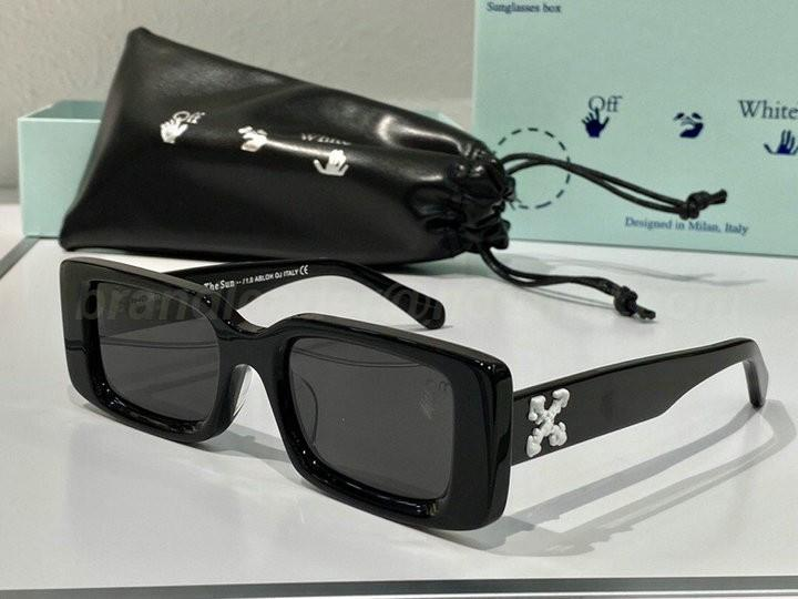 OFF WHITE Sunglasses 7