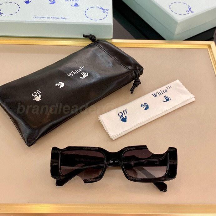 OFF WHITE Sunglasses 9