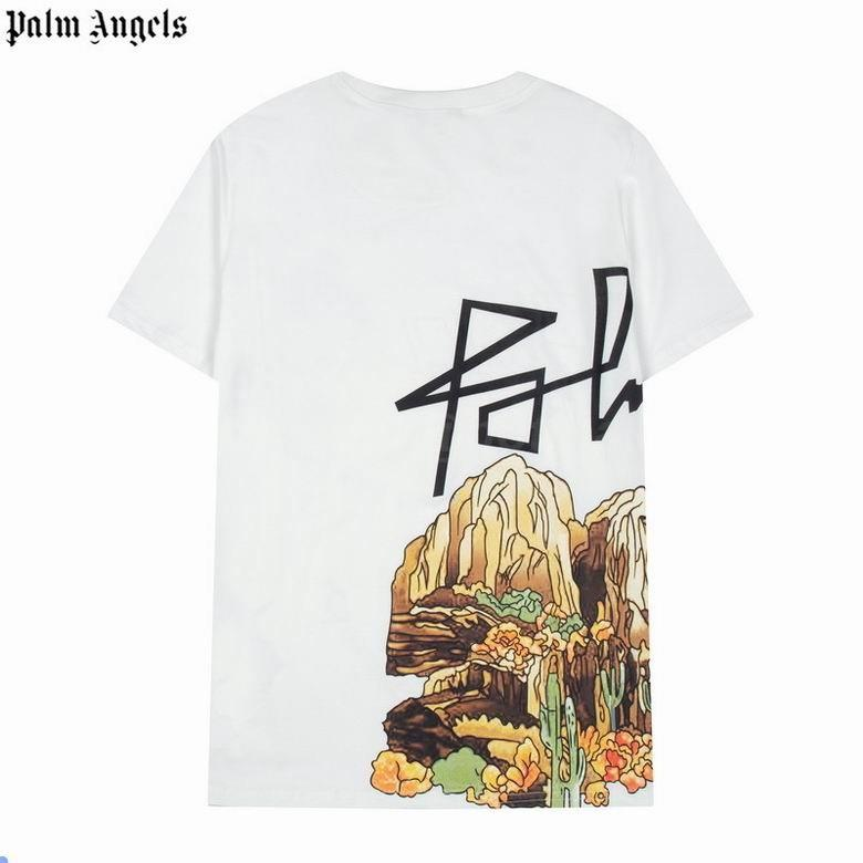 Palm Angles Men's T-shirts 103