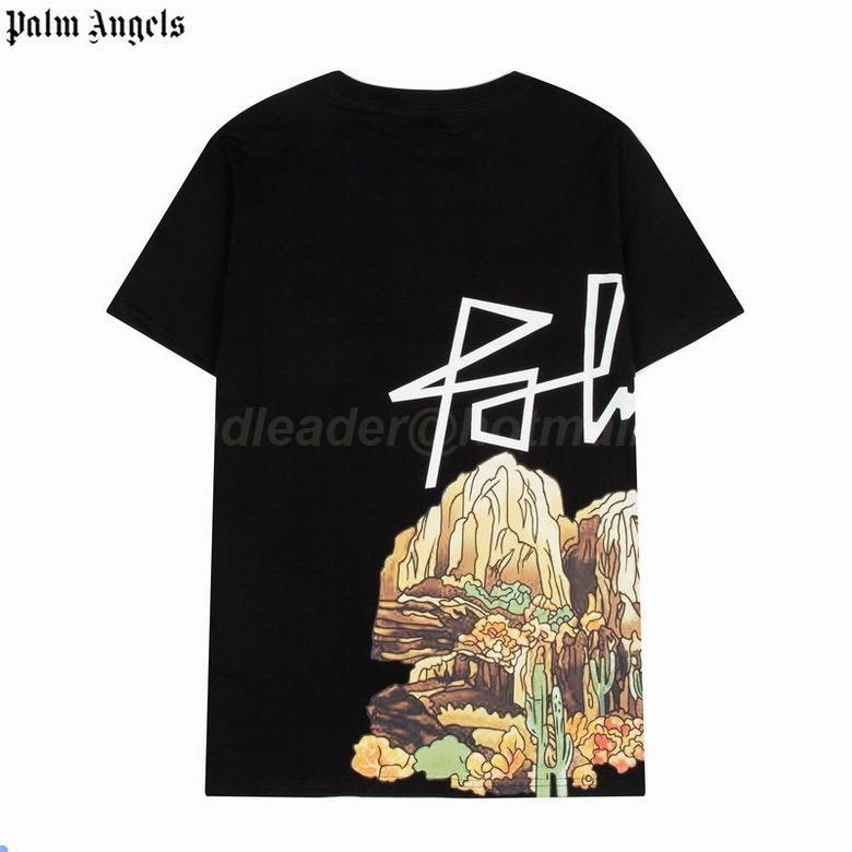 Palm Angles Men's T-shirts 105