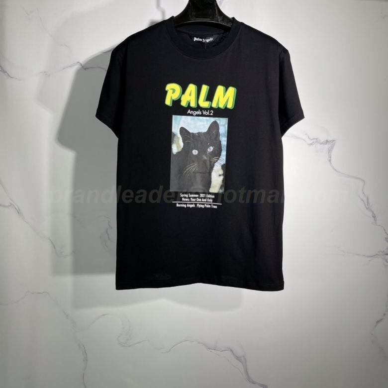 Palm Angles Men's T-shirts 93