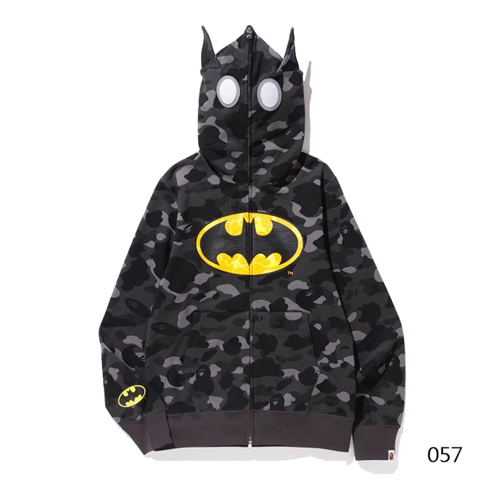 BAPE Men's Hoodies 257