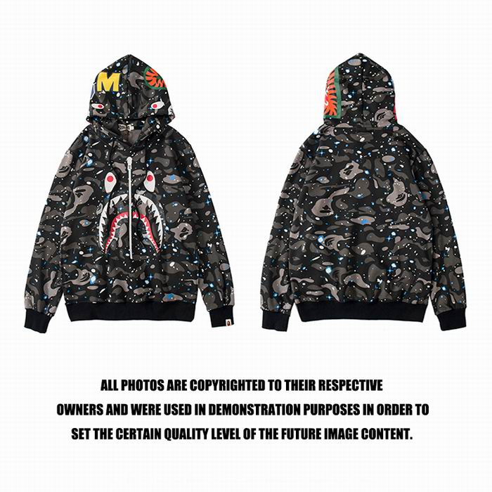 BAPE Men's Hoodies 327