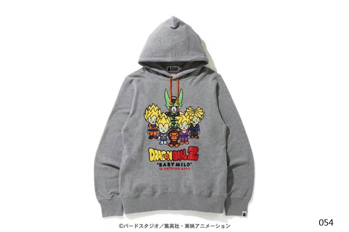 BAPE Men's Hoodies 343