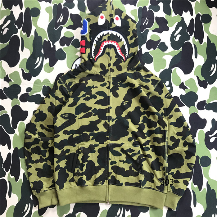 BAPE Men's Hoodies 346