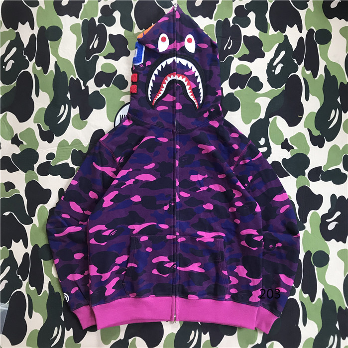 BAPE Men's Hoodies 348