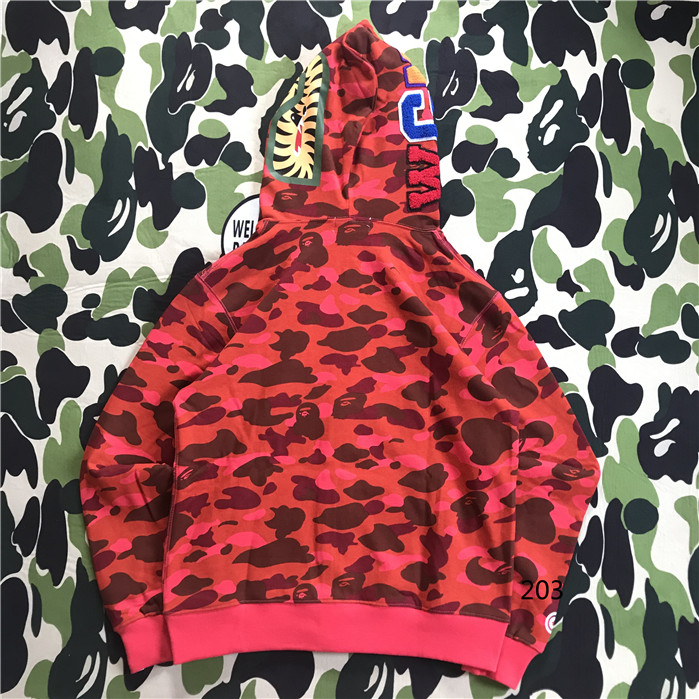 BAPE Men's Hoodies 349