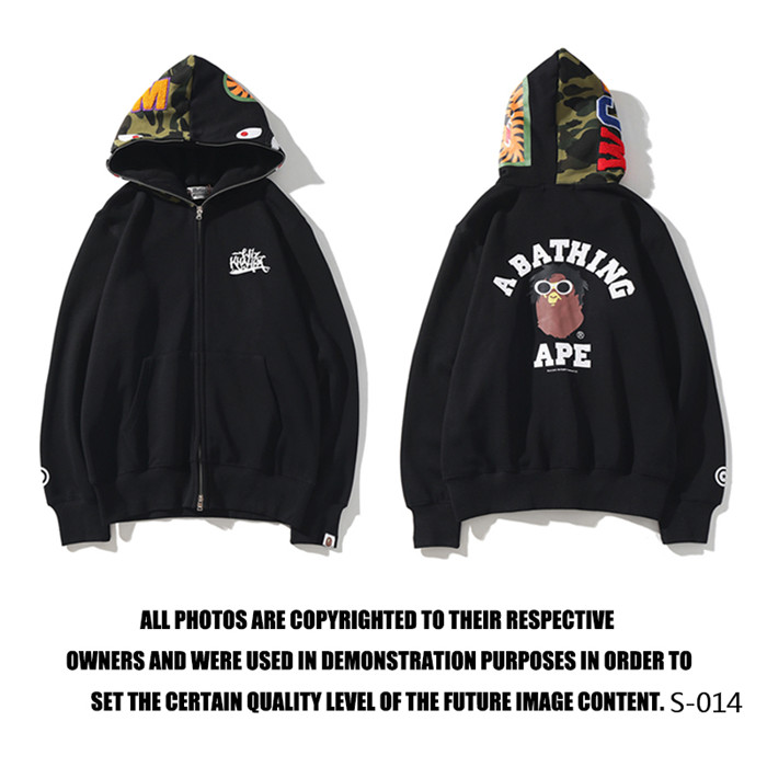 BAPE Men's Hoodies 361