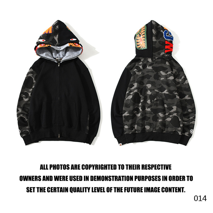 BAPE Men's Hoodies 368