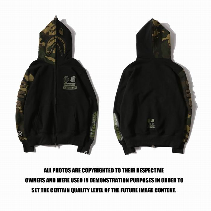 BAPE Men's Hoodies 397