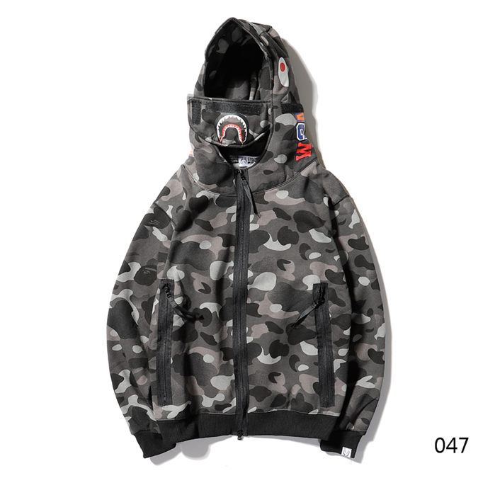 BAPE Men's Hoodies 413