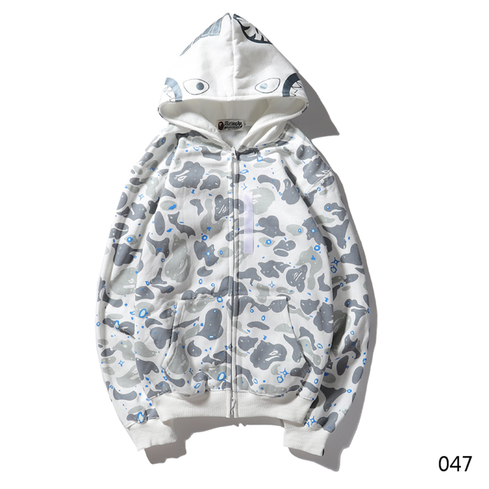 BAPE Men's Hoodies 418