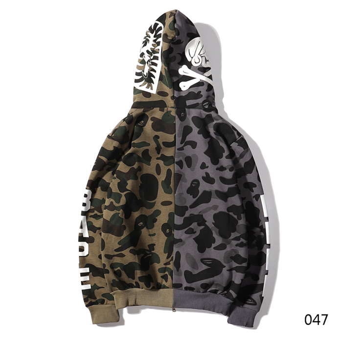 BAPE Men's Hoodies 421