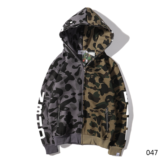 BAPE Men's Hoodies 424