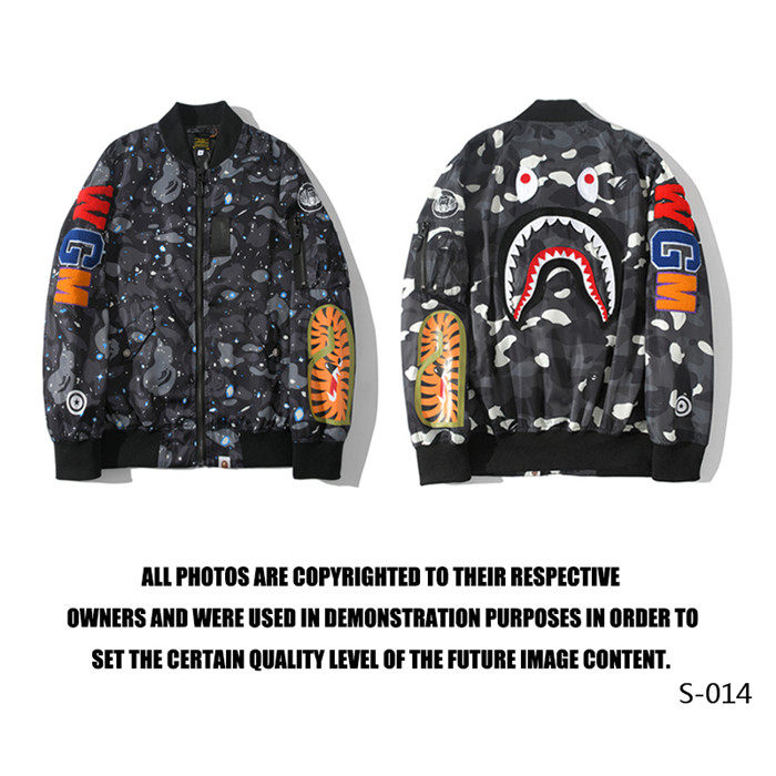 BAPE Men's Outwear 8