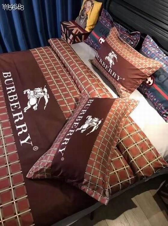 Burberry Bedding Sets 16