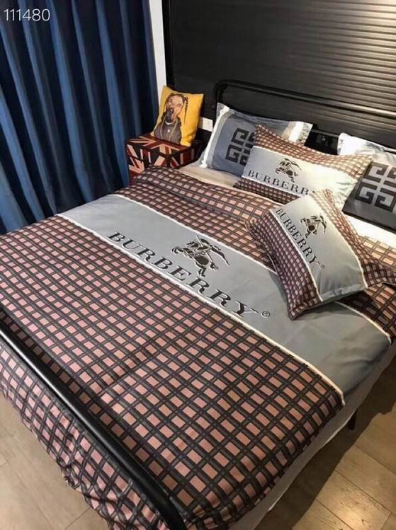 Burberry Bedding Sets 4