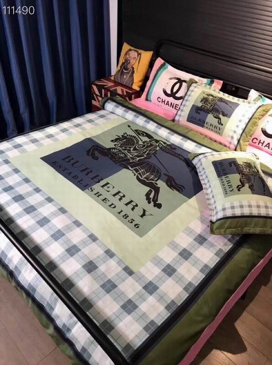 Burberry Bedding Sets 5